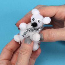 Kids Craft Polar Bear
