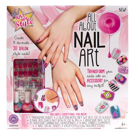 Just my style all about nail art craft project ideas just my style all about nail art prinsesfo Gallery
