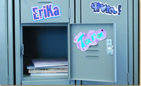 Magnetic Name Plates Craft Project Ideas