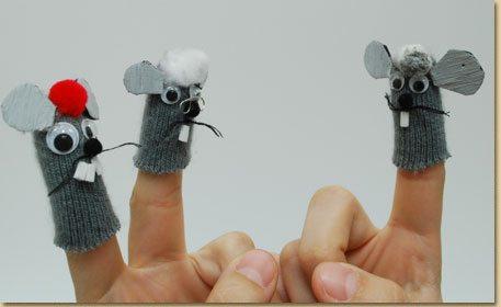 Christmas Puppet Craft