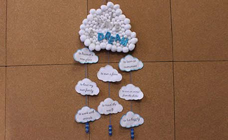 Quot I Have A Dream Quot Mobile Craft Project Ideas