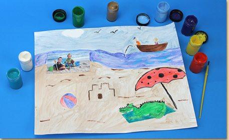 Summer Memories Craft Craft Project Ideas