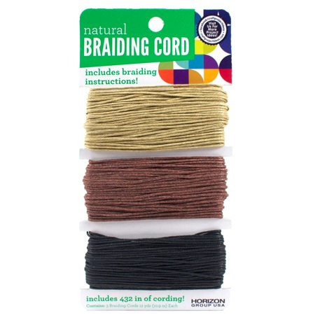 Natural Braiding Cord Craft Project Ideas