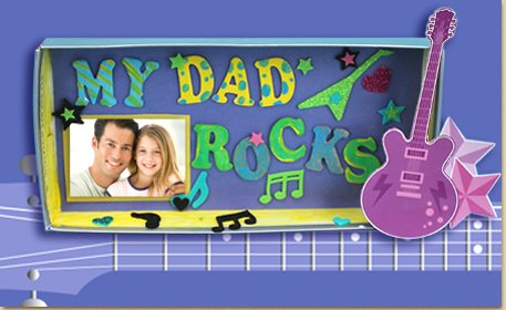 Dad Rocks Diorama Craft Project Ideas