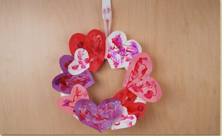 Valentines Art Project Ideas