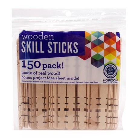 Skill Sticks Craft Project Ideas