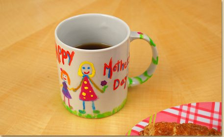 Mother S Day Mug Craft Project Ideas