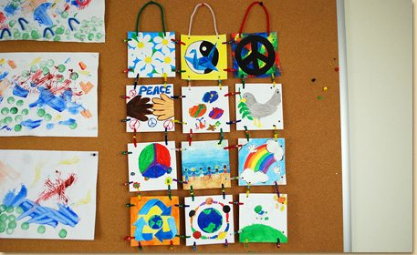 Peace And Harmony Quilt Craft Project Ideas