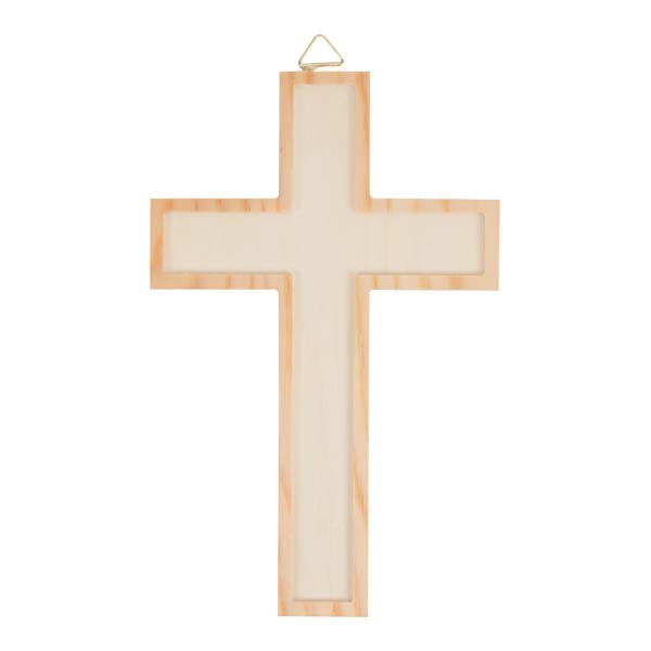 Wooden Cross Craft Project Ideas