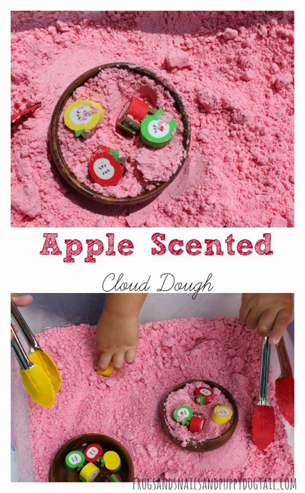 FSPDT Apple Scented Cloud Dough