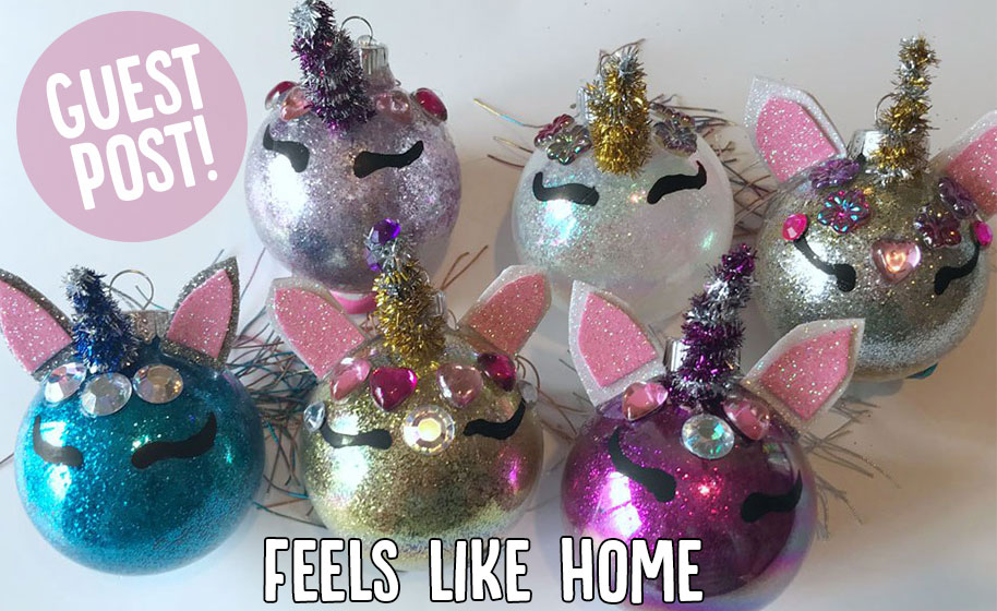 Guest Post Diy Unicorn Ornament Craft Project Ideas