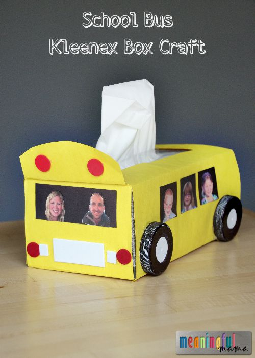 Back To School Roundup Craft Project Ideas