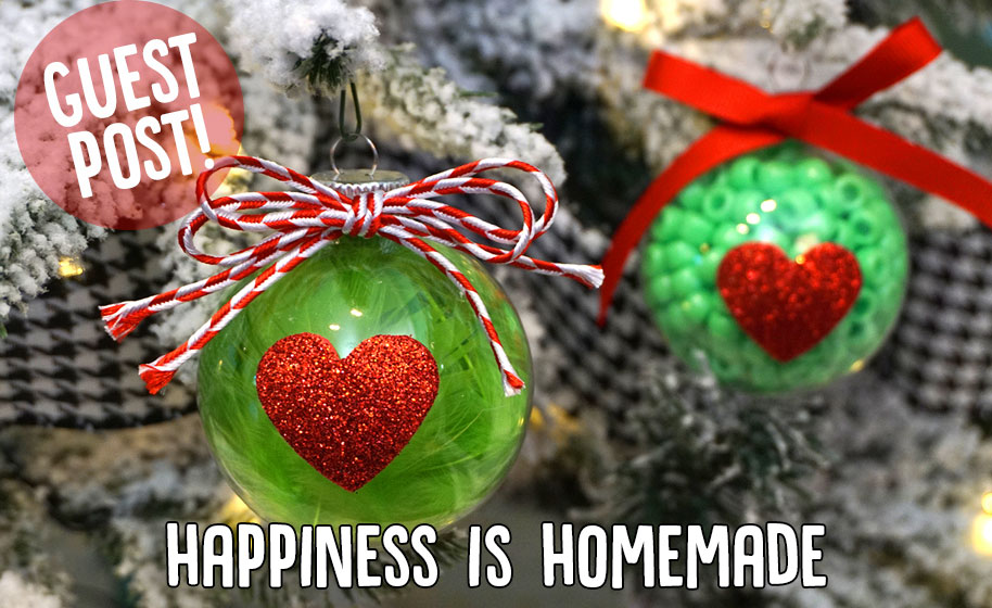 Guest Post Grinch Ornaments Craft Project Ideas