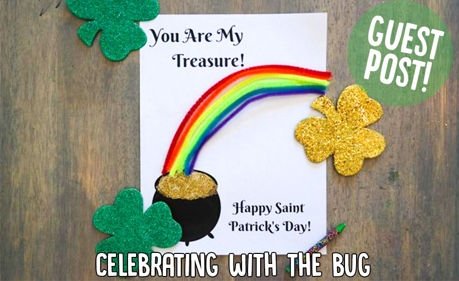 Guest Post St Patrick S Day Printable Craft Project Ideas