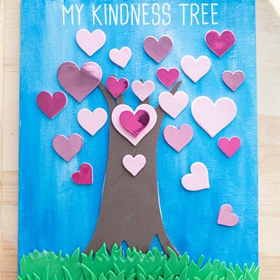 Kindness Tree Craft